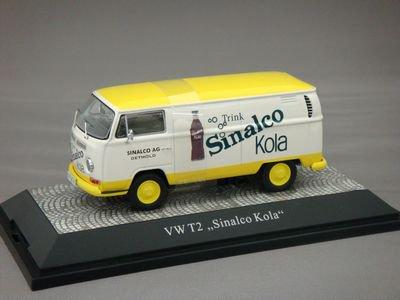 1/43 エブロ VW VAN T2 SINALCO KOLA