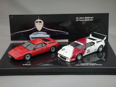 1/43 BMW M1 Procar Set 【ミニチャンプス】