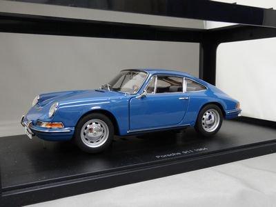 1/18 オートアート ポルシェ 911 1964 (ブルー)