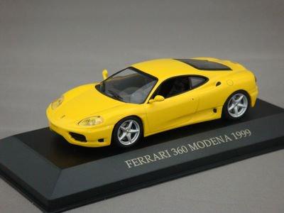 1/43 イクソ フェラーリ 360 モデナ 1999 (イエロー)