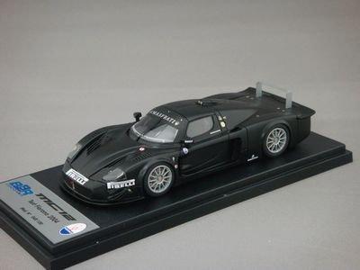 1/43 BBR マセラティ MC12 テスト フィオラノ 2004 100PCS (ダークブルー)