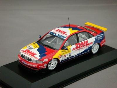 1/43 ミニチャンプス アウディ A4 STW 1998 Ch.Abt #18