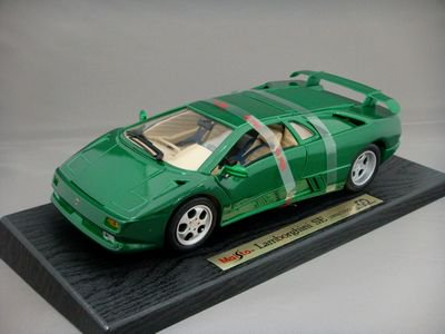 1/18  マイスト ランボルギーニ SE 1994/1995 30 スペシャルエディション (グリーンメタリック)