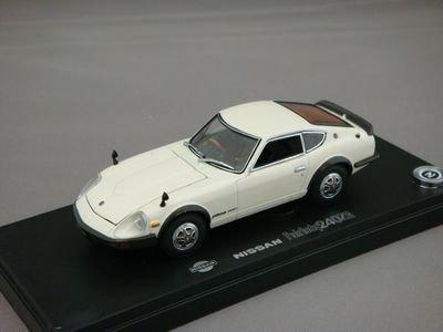 1/43 KYOSHO ニッサン フェアレディ 240Z-G (ホワイト)