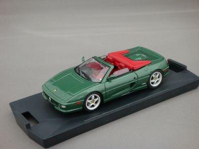 1/43 バン フェラーリ 355 SP RIGHT-HAND STEERING (メタリックグリーン)