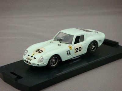 1/43 バン フェラーリ 250 GTO ルマン 1962 #20 (ライトグリーン)