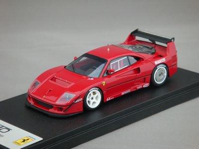 1/43 アイドロン フェラーリ F40 LM テストモンツァ 1989 (レッド)