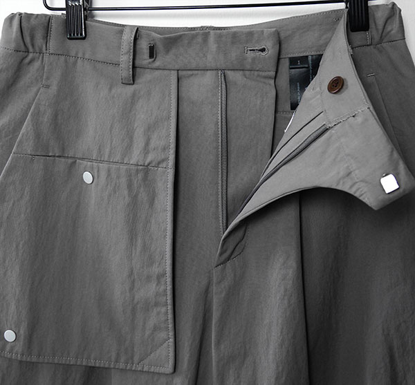 hatra(ハトラ)Cotton_Organ_Trousers