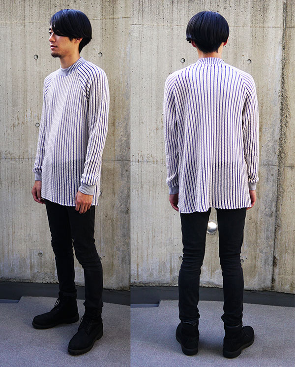 hatra Vertical Sweater