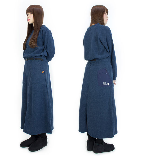 Karrimor カリマー rona W's long skirt