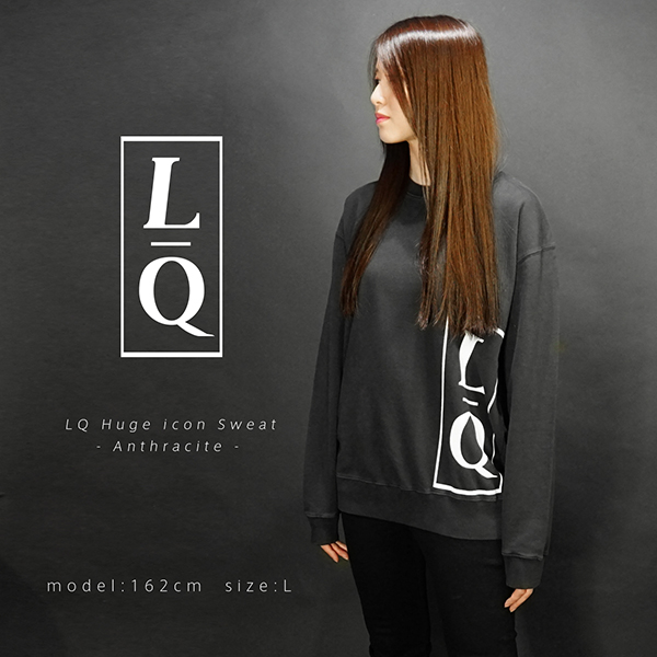 LAVENDER QUARTZ LQ Huge icon Sweat