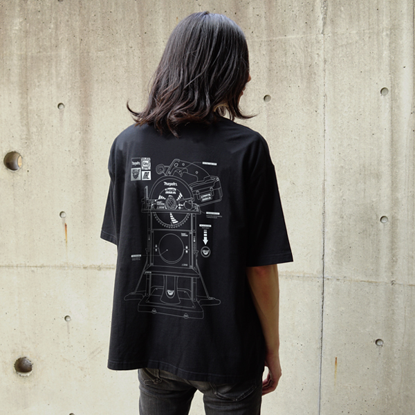 MHz Electric guillotine BIG Tee