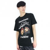 【16AW】reversal / CHEECH & CHONG COTTON TEE [Black](トップス)
