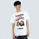 【16AW】reversal / CHEECH & CHONG COTTON TEE [White](トップス)