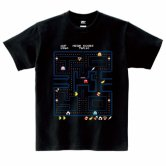 <img class='new_mark_img1' src='//img.shop-pro.jp/img/new/icons1.gif' style='border:none;display:inline;margin:0px;padding:0px;width:auto;' />TOKYO PiXEL. / PAC-MAN Tシャツ #TOKYO ゲーム画面