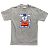 mas. / MR.MASTA Tee [Grey]