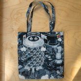 eBoy / London Tote Bag  [Blue]