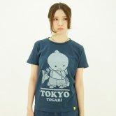 東京トガリ/ティシャツ [slate/Lady's](あめあがり)(Tシャツ)