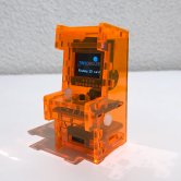 <img class='new_mark_img1' src='//img.shop-pro.jp/img/new/icons1.gif' style='border:none;display:inline;margin:0px;padding:0px;width:auto;' />Tiny Arcade (別注・Orange)/ TinyCircuits