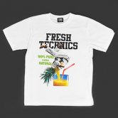 【18SS】reversal / FRESH TECH TEE [WHITE](Tシャツ)