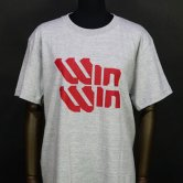 【30%OFF】SMS/WinWin Tee [Gray](Tシャツ)