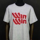 SMS/WinWin Tee [Gray](Tシャツ)