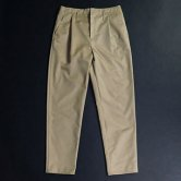 【18AW】hatra(ハトラ) Cotton_Shell_Pants [SAND](ボトムス)