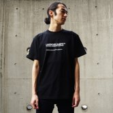 LAVENDER QUARTZ / 19SS Cotton Tee [BLACK](Tシャツ)