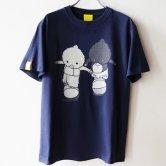 東京トガリ/ティシャツ(たまのり)[ネイビー]