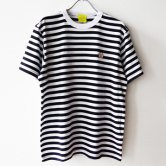 東京トガリ/しましまティシャツ(細ボーダー)
