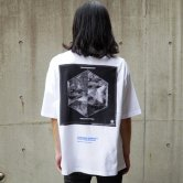 LAVENDER QUARTZ/19SS Crystal Structure Pocket Tee [WHITE](Tシャツ)