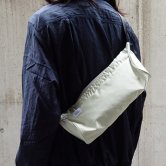 【19AW】hatra(ハトラ) Capsule_Bag_CH [Yellow](バッグ)