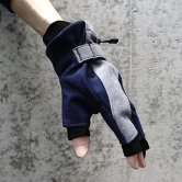 <img class='new_mark_img1' src='https://img.shop-pro.jp/img/new/icons1.gif' style='border:none;display:inline;margin:0px;padding:0px;width:auto;' />【21AW】HATRA(ハトラ) Study Gloves [navy](アクセサリー)