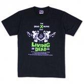 【復刻】LIVINGDEAD DAY - Exterminator Tee [Black]