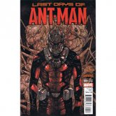 Ant-Man:Last Days Vol.1 #1 Variant Cover 001[Marvel Manga Variants]