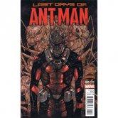 Ant-Man:Last Days Vol.1 #1 Variant Cover 001[Marvel Manga Variants]