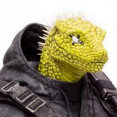 [ご予約商品][描き下ろし小冊子付き]threezero x Dorohedoro CAIMAN 1/6 scale collectible figure Deluxe Ver.
