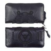 KAIMAN / Long wallet [black]