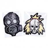 MASK STICKERS / KAIMAN-NIKAIDO