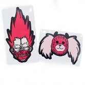 MASK STICKERS / EN-KIKURAGE