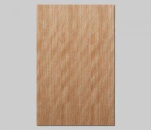 【カバ柾目】A4サイズ(シール付き)天然木のツキ板シート「クイックタイプ」