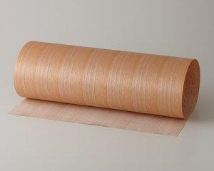 【カバ柾目】450*900(シール付き)天然木のツキ板シート「クイックタイプ」
