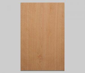 【カバ板目】A4サイズ(シール付き)天然木のツキ板シート「クイックタイプ」