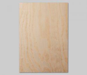 【国産マツ杢目】A4サイズ(シール付き)天然木ツキ板シート「クイックタイプ」