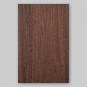 【ローズ板目】A4サイズ(特殊紙貼り)天然木のツキ板シート「イージータイプ」