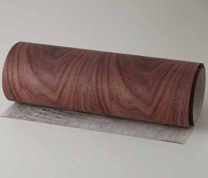【ローズ板目】900×2100(特殊紙貼り)天然木のツキ板シート「イージータイプ」