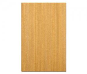 【アサメラ柾目】A4サイズ(シール付き)天然木のツキ板シート「クイックタイプ」