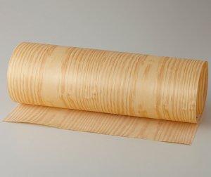ツキ板 シート【Yパイン板目】0.4ミリ厚*450*900:Sサイズ[Quickタイプ](和紙貼り/粘着付き)