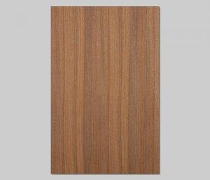 【ウォールナット柾目】A4サイズ(シール付き)天然木のツキ板シート「クイックタイプ」