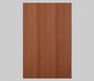 【カリン柾目】A4サイズ(シール付き)天然木のツキ板シート「クイックタイプ」